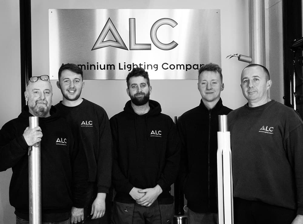 meet the team ALC - Production